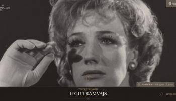 "Tenesijs Viljams ""Ilgu tramvajs"". 3. daļa"