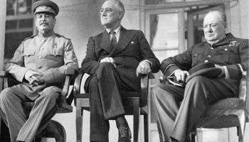 4. februāris. Sākas Jaltas konference