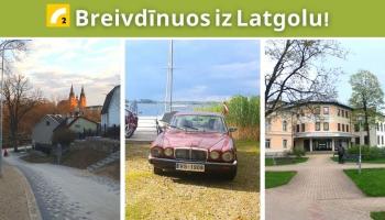 Muzeju nakts un promenāde Rēzeknē, kā arī Latgales zudušās muižas retro auto pavadībā