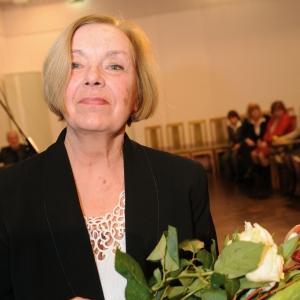 Dziedātāja un vokālā pedagoģe Aina Bajāre: Labam diriģentam ir jābūt kā zirgu vārdotājam