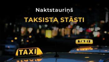 Naktstauriņš | Taksista stāsti - 12.sērija