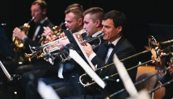 """Orķestra """"Rīga"""" koncerts Rīgas Domā 20. decembrī"""