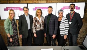 Diasporas atbalsts talantīgiem un centīgiem jauniešiem Latvijā