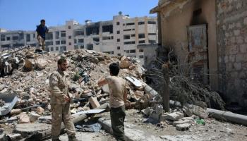 Gints Amoliņš par situāciju Sīrijā un lielvaru attiecību saasināšanos