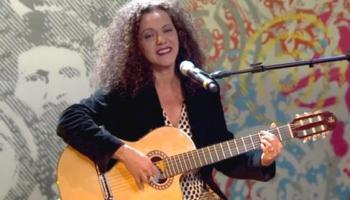 Brazīliešu dziedātāja Seiomara, kuras mājas ir arī Amsterdamā