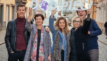 """2019. gada """"Dod Pieci!"""" fokusā - neārstējami slimu cilvēku aprūpe Latvijā"""