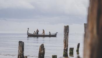 Гробиня: как викинги стали символом маленького города