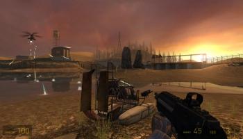 Half Life 2 jaunā gaisma un (iespējams) labākā skeitošanas spēle pasaulē