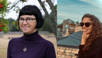 Sazināmies ar Dženetu Marinsku Dundagā un Kitiju Dzērvi Straupē