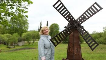 Инга Лейкума: Каждый год в Извалте мы реализуем несколько инициатив местных жителей