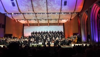 """LNSO sezonas atklāšanas koncerts """"Kazadesī un Bēthovens"""""""