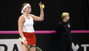 Kur uzņemsim Vācijas tenisa izlasi?