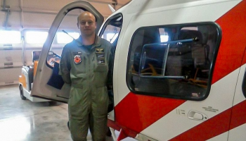 Воздушные стражи Латвии: охрана границы и помощь с воздуха
