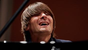 Вестардс Шимкус: талант, не боящийся быть ребёнком