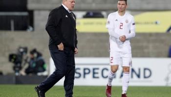 Jauni talantu vārdi Latvijas vīriešu futbola izlasē