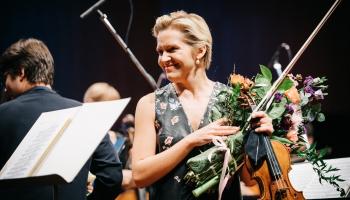 Винета Сарейка: Не хочу быть музыкальной машиной, которая только играет и играет