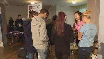 Jēkabpils apkārtnes skolēni iepazīst augstskolu un koledžu piedāvājumus