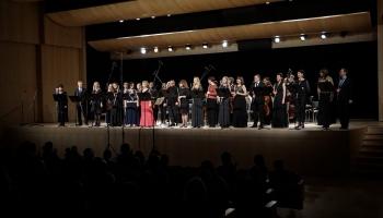Flautista Viļņa Strautiņa 80. dzimšanas dienas atcerei veltītais koncerts LNB Ziedoņa zālē