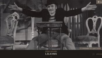 """Ferencs Molnārs """"Lilioms"""""""