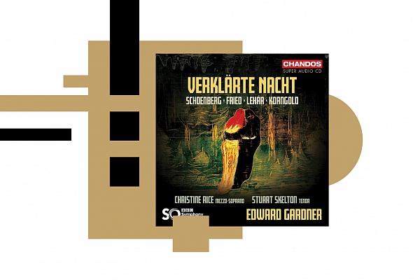"""Arnolda Šēnberga dziesma """"Die Aufgeregten"""" un tvarts """"Verklärte Nacht"""" (Chandos, 2021)"""
