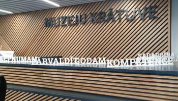 Uz muzeju krātuvi pārceļas arī Latvijas Nacionālā mākslas muzeja krājums