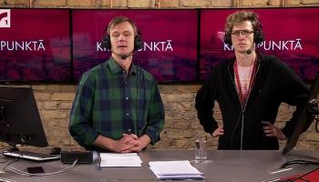 Krustpunktā: Brīvais mikrofons ar Latvijas Radio klausītāju Arvi Villu