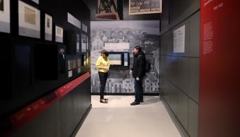 Национальному музею истории - 100