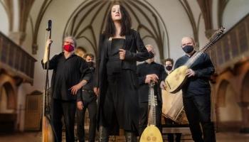 """Anna Prohāska, """"Lautten Compagney"""" un Volfgangs Kačners albumā """"Bach. Redemption"""""""