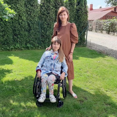 Bērnu ar smagu invaliditāti vecākiem izdegšana ir neizbēgama. Stāsta Jana Krūmiņa
