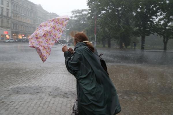 Климат Земли: почему увеличивается число интенсивных ураганов?