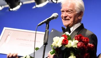 Jubilejā sveicam lielisko teātra un kino aktieri Ģirtu Jakovļevu! Jāņa Grota dzeja
