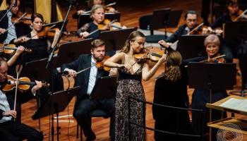 Kristīne Balanas, LNSO un Kristīna Poska Baltijas simfoniskā festivāla koncertā