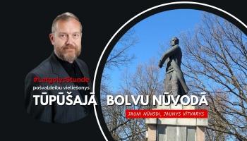 Prīškvieliešonu diskuseja jaunveidojamajā Bolvu nūvodā