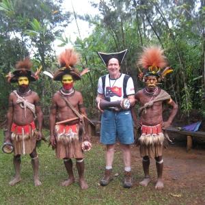 Ceļotājs Pēteris Strubergs ved uz Papua Jaungvineju