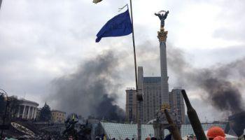 Sarunas Ukrainā turpinās, Eiropa vienojusies par sankcijām