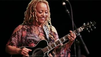 Amerikāņu džeza mūzikas dīva Kasandra Vilsone