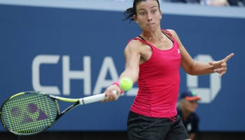 ASV atklātajā tenisa čempionātā līdz ceturtdaļfinālām tiek Anastasija Sevastova