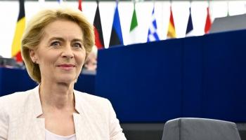Ceļā uz jauno EK sastāvu politiskās cīņas un šaubas par likumību