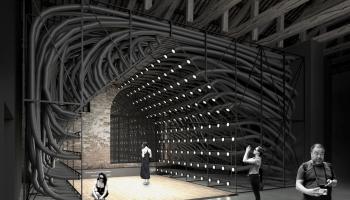 Tiešsaistē atklās Latvijas paviljonu Venēcijas arhitektūras biennālē