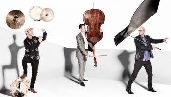 """Kārlis Vanags: """"Trio Vein"""" ir ļoti plašā spektrā domājoši mūziķi"""
