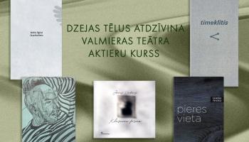 """Jānis Vādons """"Klusuma Forma"""". Runā Diāna Krista Stafecka un Aksels Aizkalns"""