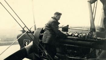 Latvijas armijai - 100. Karavīra Voldemāra Miervalža no Liepājas dzīvesstāsts