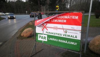 Жители Медемциемса: не хотим тратить лишние деньги и время на дорогу домой