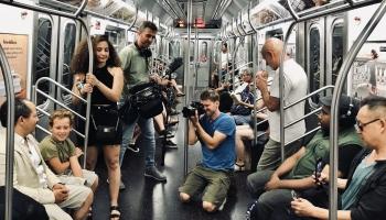"""Tuvojas filmas """"Es piedzimu Rosellīni"""" pirmizrāde! Studijā Valdis Celmiņš un Dāvis Sīmanis"""