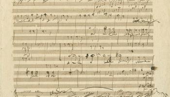 Ludviga van Bēthovena Septītā, Astotā un Devītā simfonija