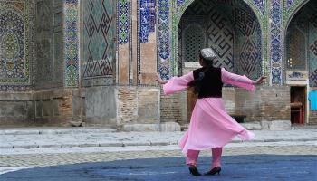 Свидание с Узбекистаном