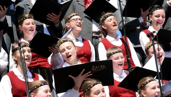 Sākām gaidīt Latvijas jubileju un Eslingenas Dziesmu svētkus