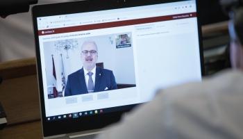 Intervija par to kā radās e-Saeima un nedēļas tehnoloģiju ziņu TOP10