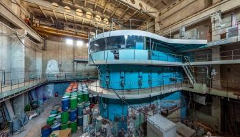 """""""Заглянуть в жерло мирного атома"""". 60-летие Саласпилсского атомного реактора отметят туром"""