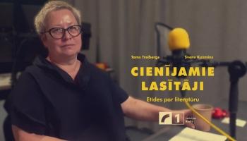 Par tulkotāja un teksta attiecībām, kā arī tulkotāja lomu saruna ar Ingūnu Beķeri